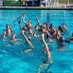 Claremont wins Division 5 Championship! Final score: 15-7 #CIFWaterPolo http://t.co/4hF7IjwhKg
