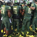 Uni update from the field. Feeling green. #GoDucks http://t.co/DLrrBzVjA8