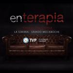 [MEDIANOCHE] Disfrutamos de la semana completa de @enterapia_tv por la @TV_Publica http://t.co/4GrRE5RTra http://t.co/aB55x3jxeL