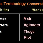 Dont watch the #FoxNews coverage of the events in #Ferguson without this handy conversion chart. http://t.co/SfVPkwwLZ8