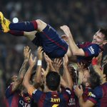 Lionel Messi breaks 59-year-old record to become leading goalscorer in history of La Liga http://t.co/vOO0oqYcG6 http://t.co/RaxxcsFXd9
