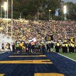 Weve taken the field! #GoBears http://t.co/QnxfGnzuGA