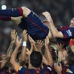 #LigaBBVA | Messi es nuevo récord. Descubre sus datos comparados con los del gran Telmo Zarra http://t.co/zEJ7fYdNIL http://t.co/AkL9AIiJsq