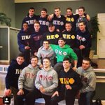 Congratulations to Fall 2014 Pledge Class on Initiation! Best of luck & let the journey begin! #PiKappaPhi http://t.co/Q6JSGw9W2Q