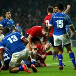 England 28 Samoa 9 MATCH REPORT: Jonny May stars as England record convincing win...finally http://t.co/2sHVgTWvUn http://t.co/Lo7dSNJ07z