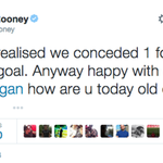 Wayne Rooney trolls Arsenal fan @piersmorgan after win. Its just a bit of banter, right? http://t.co/PL84WUKuqw http://t.co/M1Ry6KW2z9