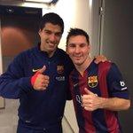 Gran partido y 3 puntos muy importantes!!!!! FELICITACIONES Leo, seguís haciendo historia!! http://t.co/7y5E9tEBEB