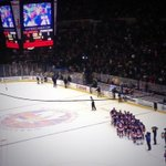 Just a photo I took.. #isles #OntotheNextOne #firstplacetie #hummin #islesontop http://t.co/6TVPaLeedU