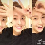 Jessica tells fans 520 on her Weibo account http://t.co/dqxpwhyOiS http://t.co/FEC5wud3Po