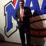 VB: Congratulations to the Lids Team Sports MAAC Coach of the Year @MaristAthletics Tom Hanna #MAACVB http://t.co/EqyHVEf20r