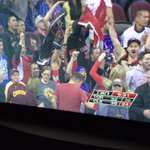 "Love seeing a #NorthenUprising in Cleveland ""@EliteSportsTour: Our crew made TV!! #EliteSportsTours #WeTheNorth http://t.co/tzOjkCFc9P"""