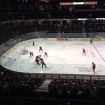 In a suite tonight, enjoying the @WHLHurricanes game #GoCanes #yql http://t.co/JX9abAcxRy