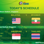 Some BIG matches lined up today, including the 1st game at the new @SGSportsHub! RT if youre excited! #AFFSuzukiCup http://t.co/8k6KMlde6O