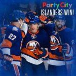 #ISLES WIN! The Islanders defeat the Penguins 4-1 to sweep the weekend & have now won eight of their last nine games! http://t.co/M6d8iek81P