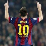 #Messi253 Gracias por existir , gracias por ser argentino y por mostrarnos tu MAGIA http://t.co/TbwBrod2xZ
