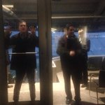 When the boys literally get locked inside Spartan Stadium, see ya at the spring game! http://t.co/JaVbZLxTdX