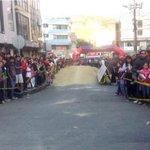 #Loja: Gran cantidad de público en la competencia de downhill. http://t.co/Fx5SnJvXOz