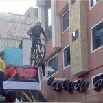 Una sola modalidad con 10 categorías en la competencia de downhill en #Loja. http://t.co/ZsVtRBwfyE