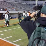 Duke drawing attention, even in warmups. #BeatUVa http://t.co/DrhoepBfcJ