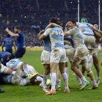 Nos permiten soñar: De cara al Mundial 2015, los pumas vencieron a Francia de visitante por 18 a 13 #VamosPumas http://t.co/jRY4drSmgb