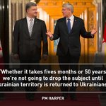 #Canada will continue to stand with #Ukraine. Sign your support: http://t.co/yZF8sPNT9i #cdnpoli #cpc http://t.co/mOeEvsBOPk