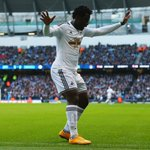 Courtesy of his 17 goals, Wilfried Bony is the top scorer in the Premier League in 2014 #SWANS #MOTD http://t.co/P5JYMvtEen