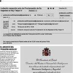 El email de Zarzuela q no ha reproducido en su totalidad @UnTiempoNuevoTV lo publica @elmundo_orbyt #UTNHablaNicolas http://t.co/YvEJ0v9POr