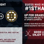Time for #1stHabsGoal! Write @sportsexperts Twitter clue and you could DOUBLE your prize! #GoHabsGo http://t.co/BMQmH9HHWP