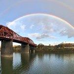 Portland, Oregon 🌈 http://t.co/Hl2C8WfdN8