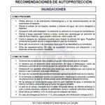 Seguirán las precipitaciones durante la noche. El Plan de Emergencias Municipal recomienda estos consejos #PEMULPA http://t.co/5CPB9vD0Ap