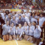 .@TexasVolleyball officially get their Big 12 Championship trophy and earn another great win over Kansas. #PointTexas http://t.co/ZHjf6wKqrU