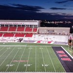 Smith Stadium was friendly to the Tops in 14. 296 points & 5 wins...well be back for more in 2015. On to Marshall! http://t.co/kNWJulQaZG