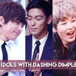 Eye Candy: 10 Male Idols with Dashing Dimples (Part One) http://t.co/xBMiIomkfC http://t.co/3SL4oWjpLD