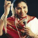 Asha Bhosle sings a Lavani for Marathi film 'Gurukul'