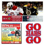#MontrealCanadiens VS #BostonBruins #Montreal #Boston #Canadiens #Montreal #MTL #Quebec #GoHabsGo #NHL http://t.co/lmresjsvB7