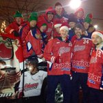 Group shot from Santas Parade of Lights right here in Oshawa http://t.co/96uuVBxJhh