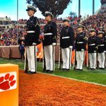 Congrats to @ClemsonFB as they rolled past Georgia State 28-0 on Military Appreciation Day! #IPTAY http://t.co/dZIX3Oa56m