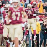 No. 3 FSU survives! Roberto Aguayo hits game-winning field goal in final seconds as Seminoles win 27 straight games. http://t.co/KXphJsy9Jd