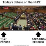#CameronMustGo because this is how much he & his ToryLibDem mates care about our #NHS http://t.co/NBuJqh5cR5