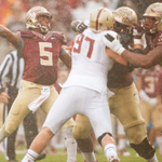 No. 3 FSU stays undefeated! A late field goal gives them a 20-17 win over Boston College, their 27th straight! http://t.co/lSmK4Tf91c