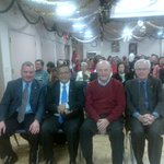 Nice to join my friends MP Bob Dechert, @RonStarr_Msga and @jatiangson at the Wisma Mega Indah #Christmas event. http://t.co/3GPp6JEPWA