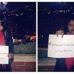 Hija de Evo Morales muestra apoyo a estudiantes de #Ayotzinapa http://t.co/iCq932vb2A http://t.co/UUAkHNtnzy @epigmenioibarra @fodonguisnews