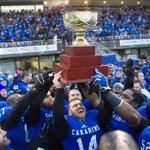 Football de SIC Coupe Uteck: Victoire historique des @Carabins devant leurs partisans http://t.co/wxPr4vfh8p http://t.co/Ue4jQbUrWG