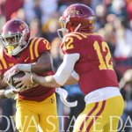 GALLERY: 33 photos from todays @CycloneFB game against Texas Tech. #Cyclones #IowaState http://t.co/LccfxMaNtU http://t.co/tHx2dWXe6O