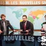 .@damienrobi est Damien Beaulieu, le frère de Paidge! #SNLQC http://t.co/emTF7FgyD0
