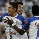 Godoy Cruz, de paseó en Liniers: goleó a un tibio Vélez http://t.co/i17wjA8y90 #TodaPasión http://t.co/0dPzzB2iIR