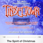 As if I have my own #Christmas song on @iTunesMusic! Thank you @paulalexboyd and @TinseltownShow! ????????????⛄️❄️???? http://t.co/rxaEWqtqTc