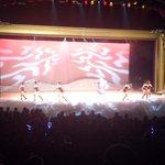 Snoopy Ice Show at @knotts #MerryFarm so fun! http://t.co/9phCctbpdu