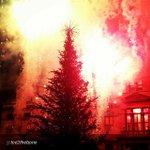 "By @tee2thebone ""#HalifaxTreeLighting #GrandParade #Christmas #NovaScotia #Halifax #FireWorks"" http://t.co/hA3ogqEMPN"
