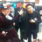 @GarrettRWang at the booth with expert advice for Monica @lethbridgeexpo http://t.co/2hfuzdxkvM